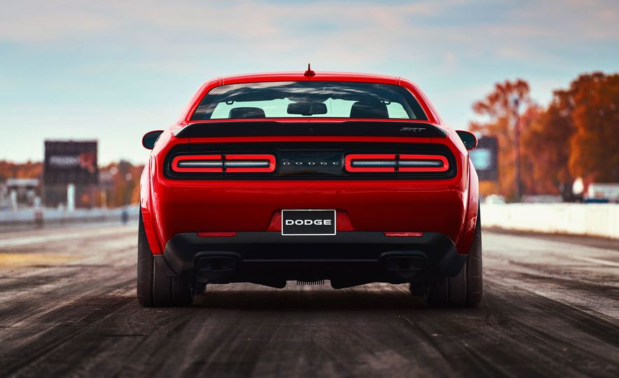 2018 Dodge Challenger SRT Demon - Slide 44