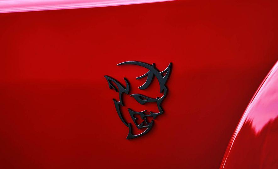 2018 Dodge Challenger SRT Demon - Slide 55