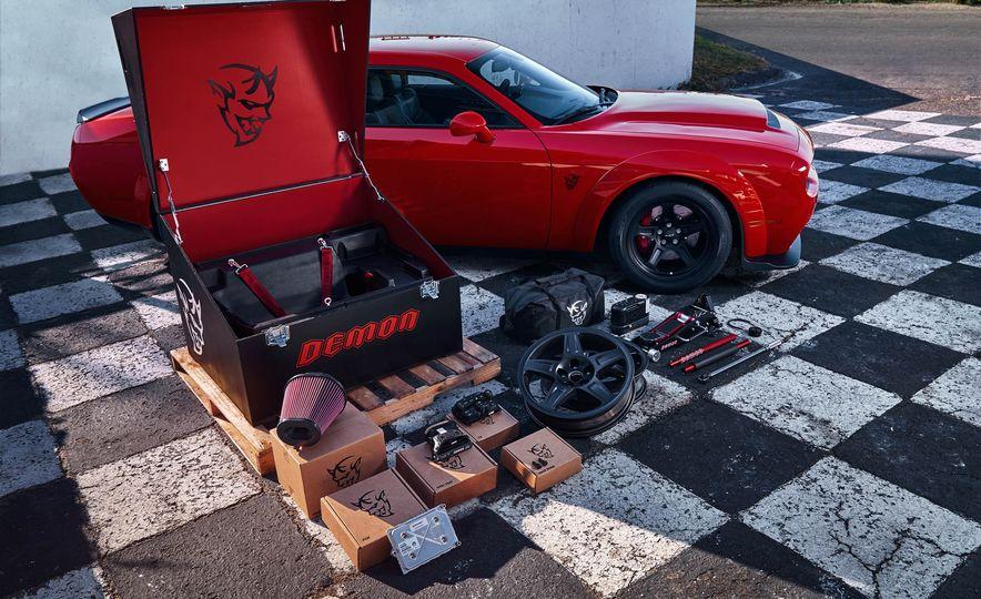 2018 Dodge Challenger SRT Demon - Slide 60