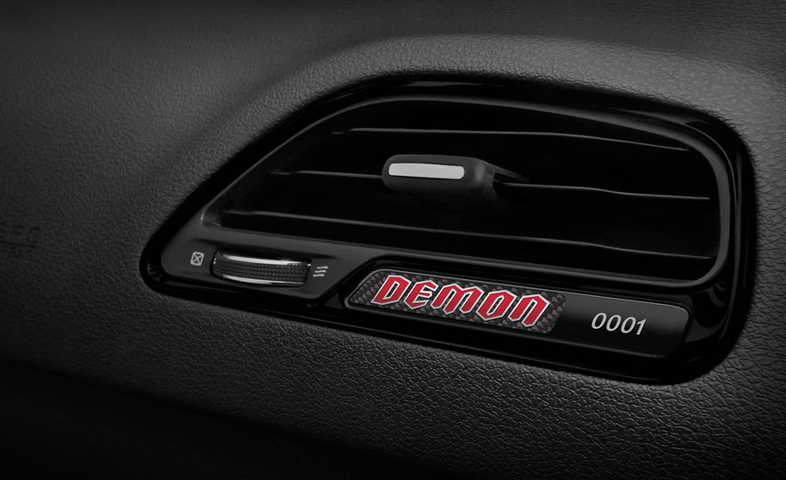 2018 Dodge Challenger SRT Demon - Slide 76