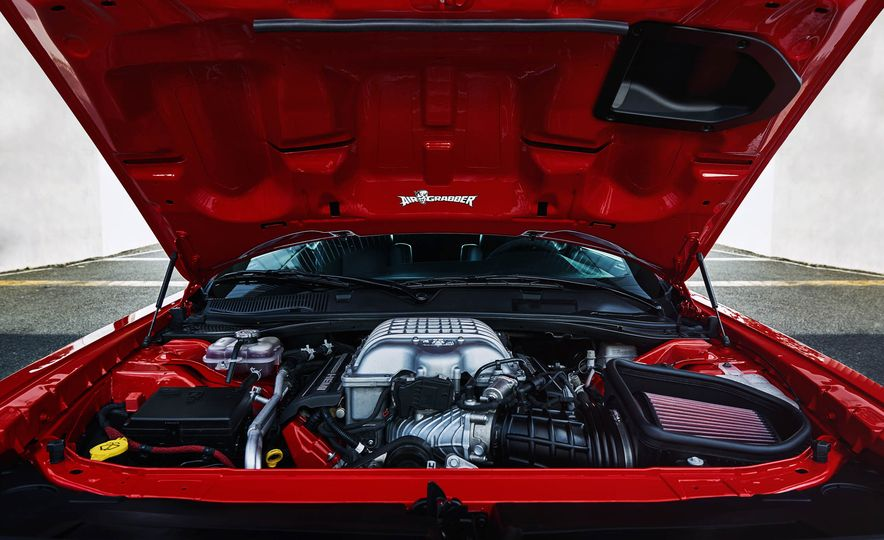 2018 Dodge Challenger SRT Demon - Slide 78