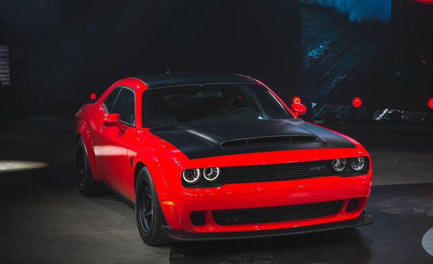 2018 Dodge Challenger SRT Demon - Slide 6