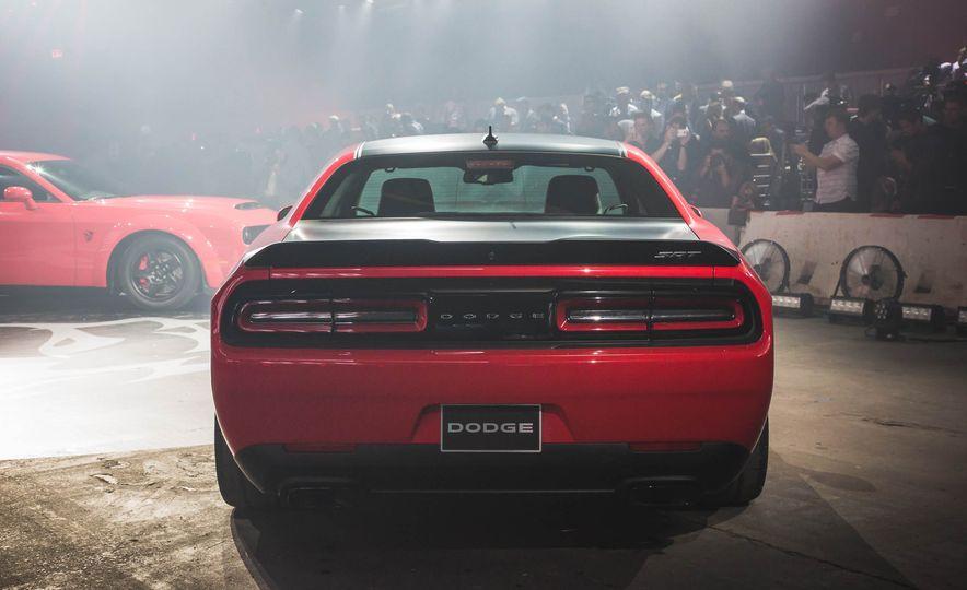 2018 Dodge Challenger SRT Demon - Slide 8