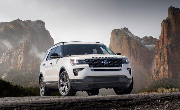 Tweaks and Tech Summarize 2018 Ford Explorer Changes