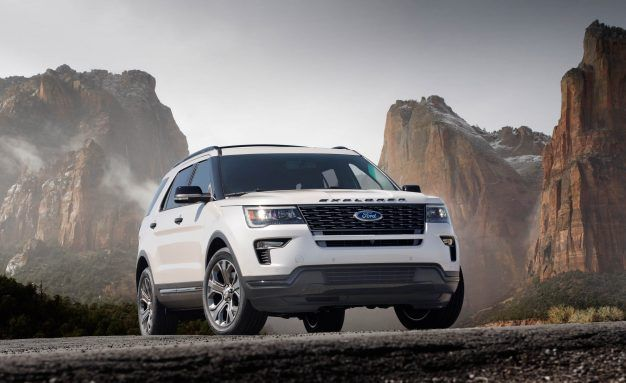Tweaks and Tech Summarize 2018 Ford Explorer Changes