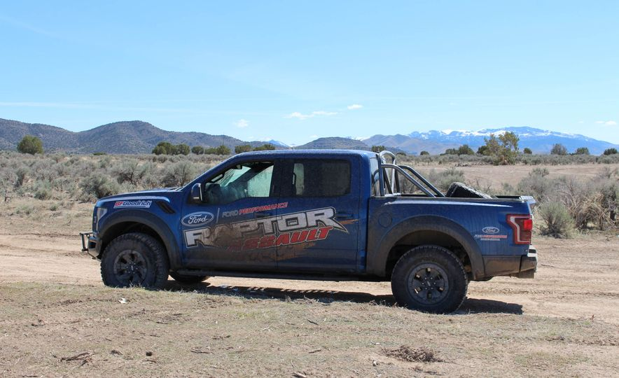From Track to Mountain Peak at Ford's Focus RS and Raptor Driving Schools - Slide 18