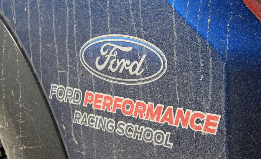 From Track to Mountain Peak at Ford's Focus RS and Raptor Driving Schools - Slide 36