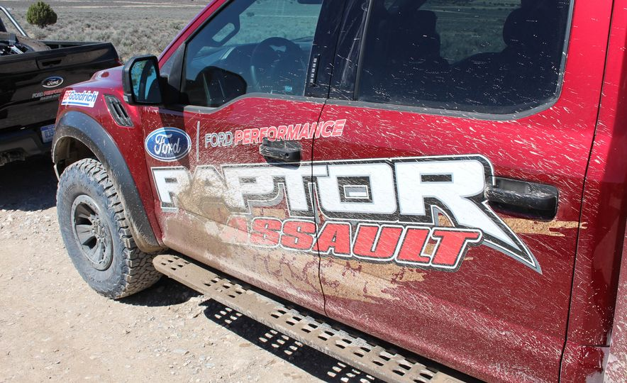 From Track to Mountain Peak at Ford's Focus RS and Raptor Driving Schools - Slide 40