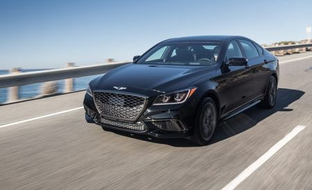 Updated 2018 Genesis G80 Priced from $42,725; New Twin-Turbo Sport Trim Starts at $56,225