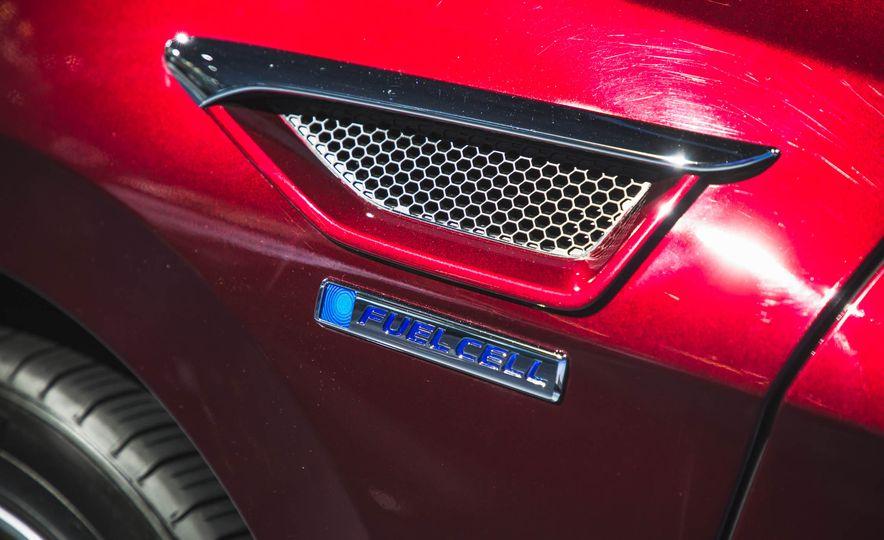 2018 Honda Clarity Plug-In Hybrid - Slide 31