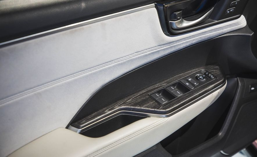 2018 Honda Clarity Plug-In Hybrid - Slide 37