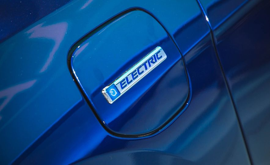 2018 Honda Clarity Plug-In Hybrid - Slide 13