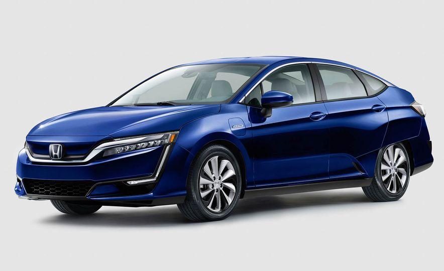 2018 Honda Clarity Plug-In Hybrid - Slide 14