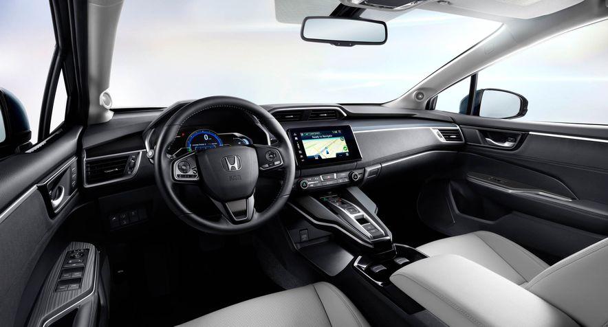 2018 Honda Clarity Plug-In Hybrid - Slide 18