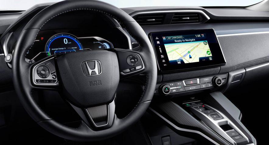 2018 Honda Clarity Plug-In Hybrid - Slide 19