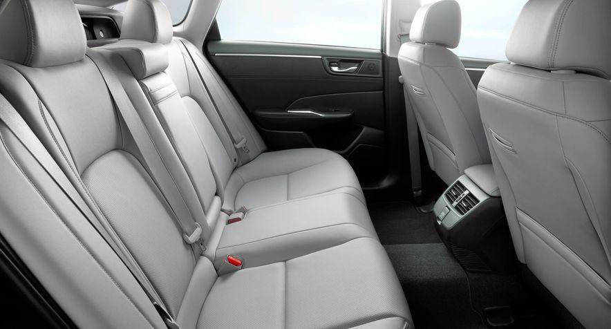 2018 Honda Clarity Plug-In Hybrid - Slide 20