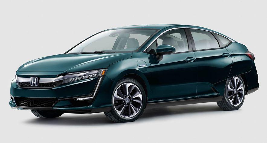 2018 Honda Clarity Plug-In Hybrid - Slide 21