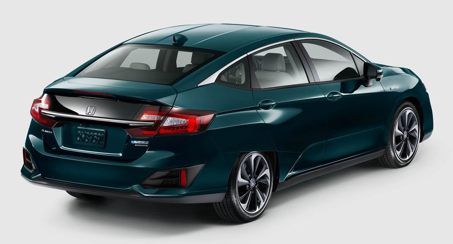 2018 Honda Clarity Plug-In Hybrid - Slide 22