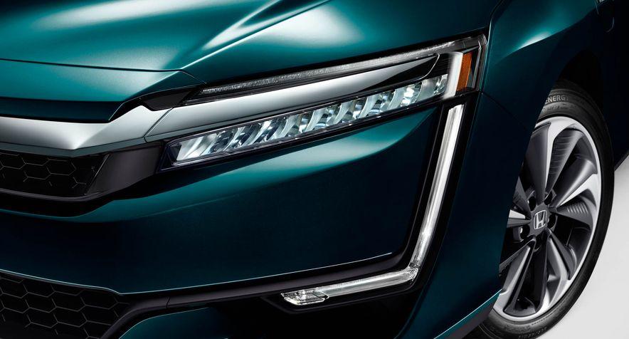 2018 Honda Clarity Plug-In Hybrid - Slide 23