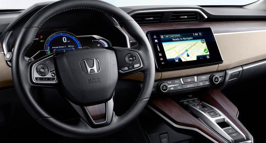 2018 Honda Clarity Plug-In Hybrid - Slide 26