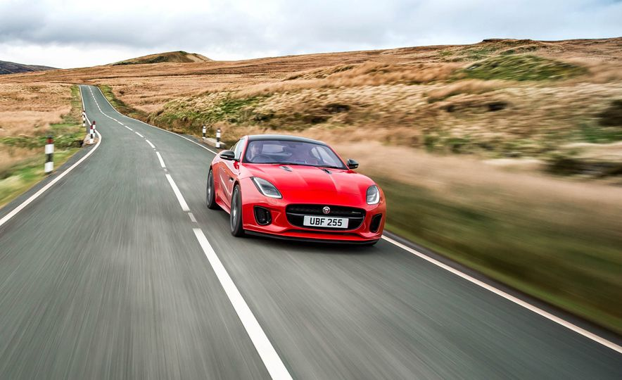 2018 Jaguar F-type - Slide 1