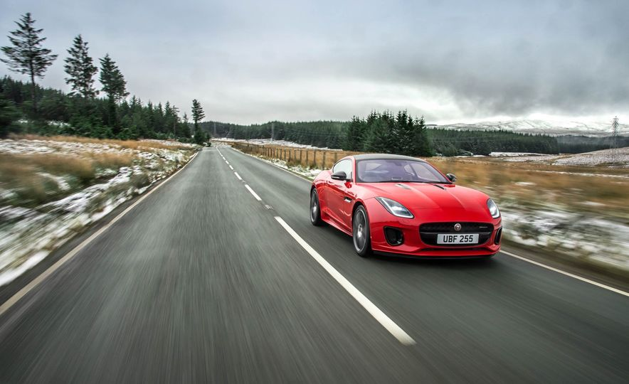 2018 Jaguar F-type - Slide 2