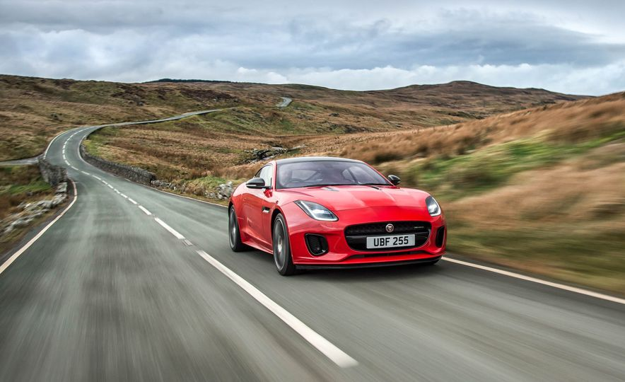 2018 Jaguar F-type - Slide 3