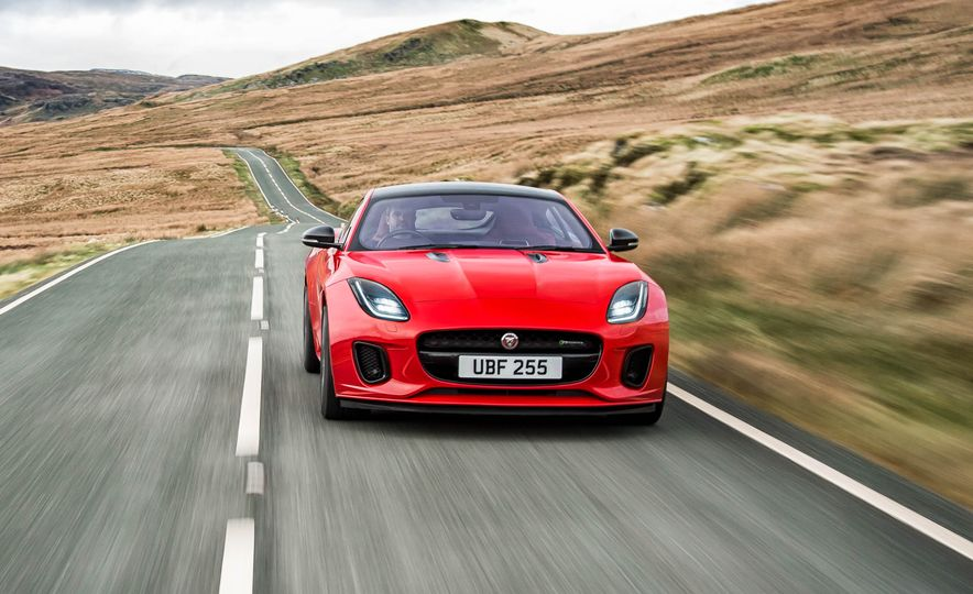 2018 Jaguar F-type - Slide 6