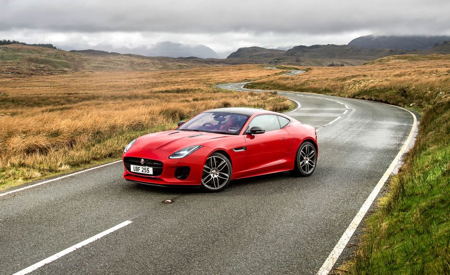 2018 Jaguar F-type - Slide 9
