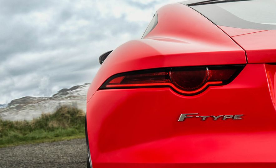 2018 Jaguar F-type - Slide 14