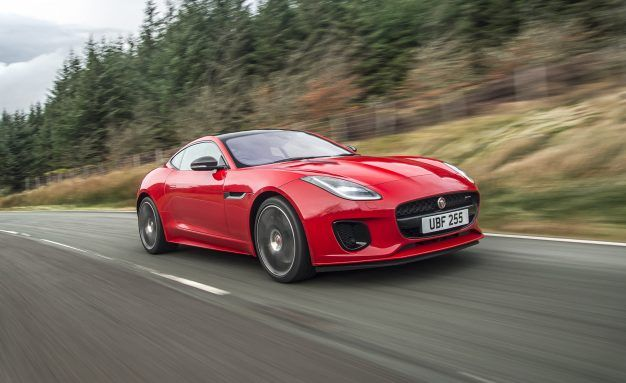 Four Sure: 2018 Jaguar F Type Adds Turbo Four Cylinder Base Model