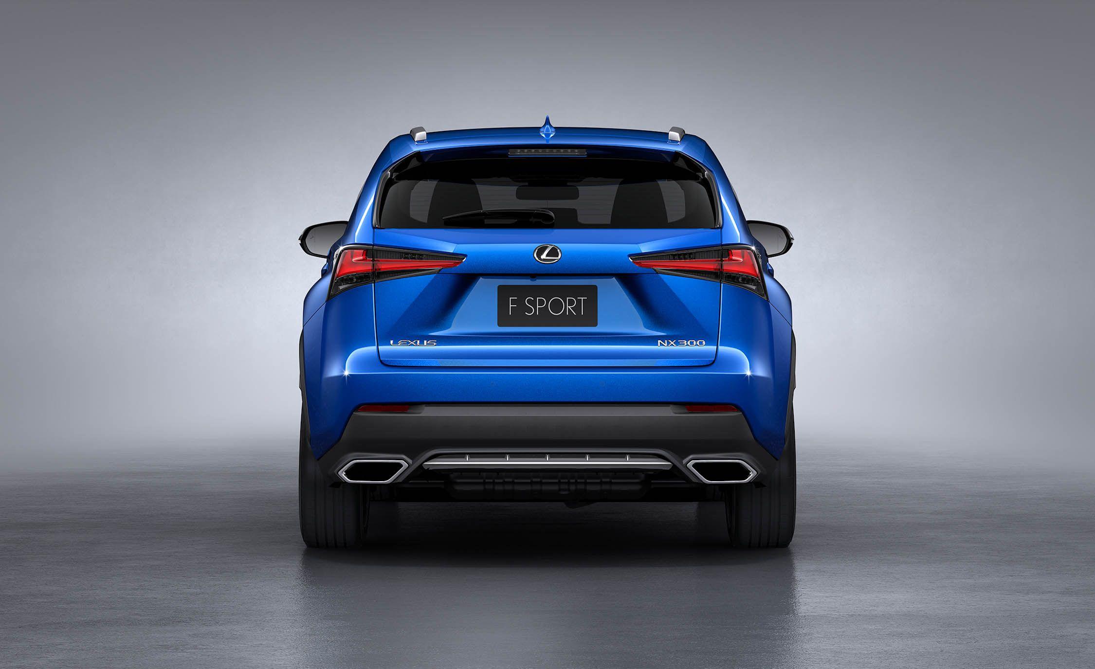 2019 Lexus Nx Reviews Lexus Nx Price Photos And Specs Car And
