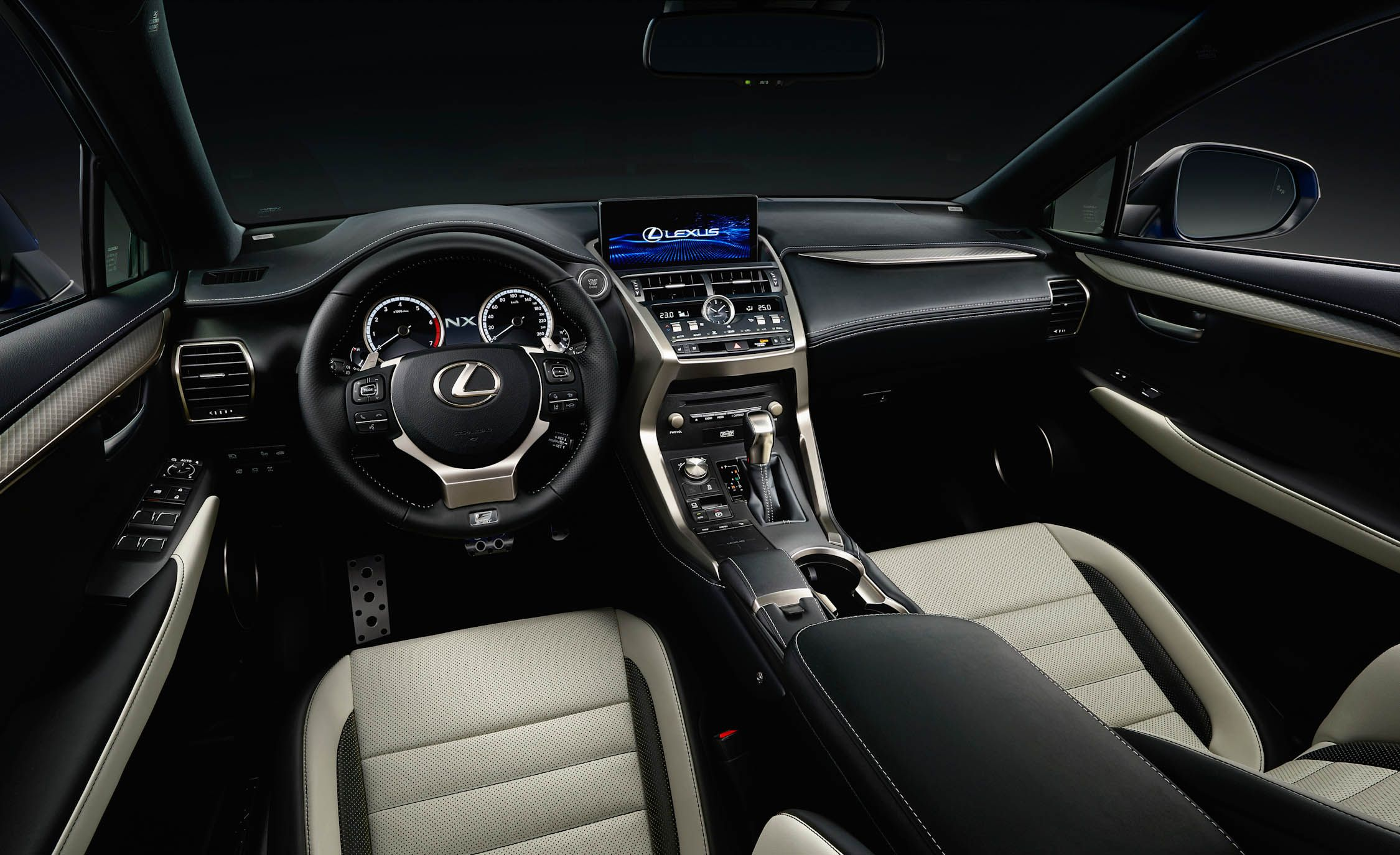 2019 Lexus Nx Reviews Price Photos And Specs Car Driver