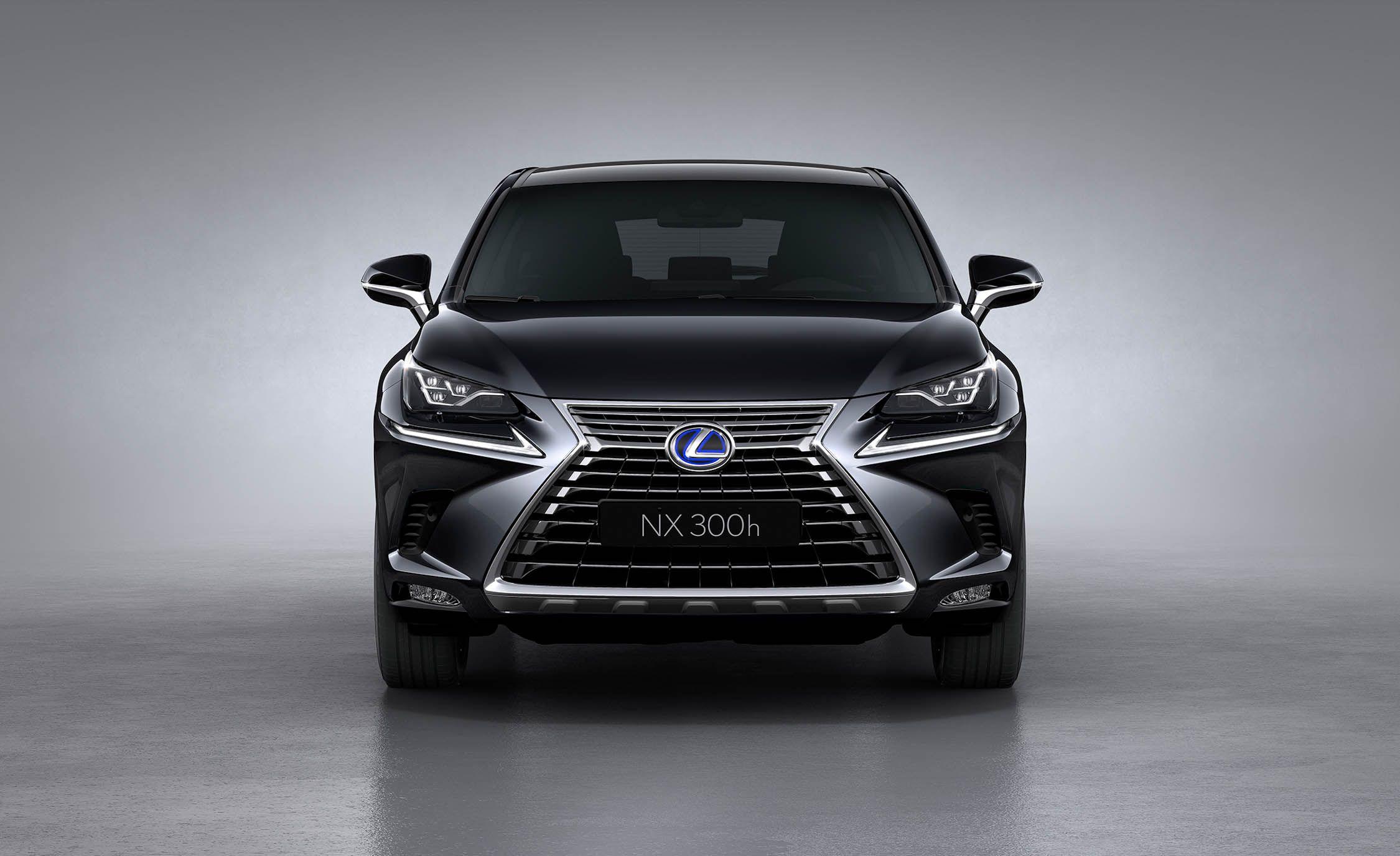2019 Lexus Nx Reviews Price Photos And Specs Car Driver