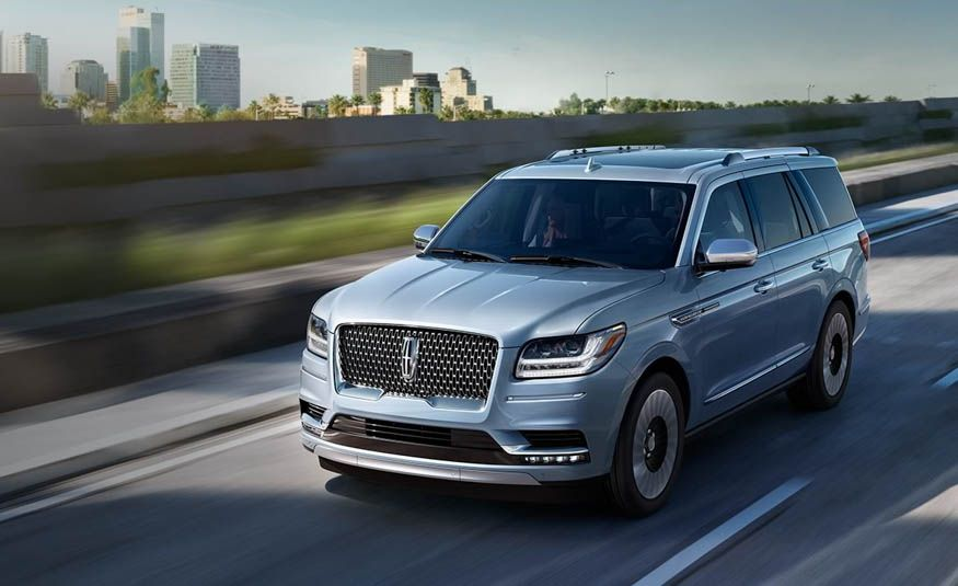 Ride Time: Lincoln Expands Chauffeur Service to Second Market - Slide 1