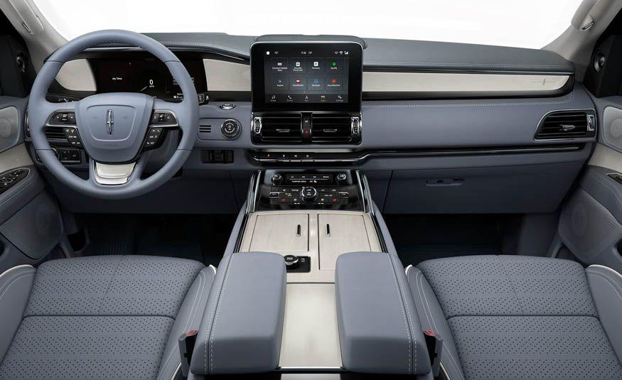 2018 Lincoln Navigator - Slide 53