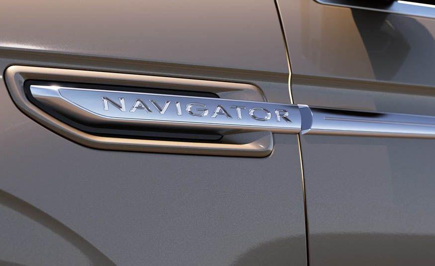 2018 Lincoln Navigator - Slide 57