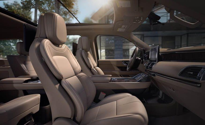 2018 Lincoln Navigator - Slide 59