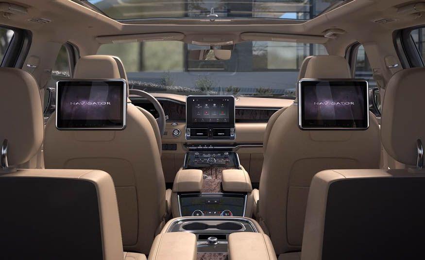 2018 Lincoln Navigator - Slide 60