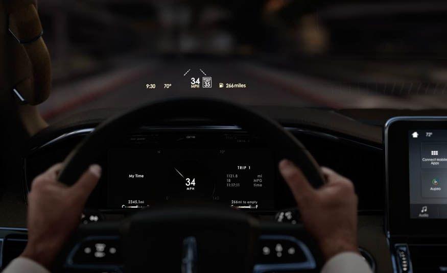 2018 Lincoln Navigator - Slide 62