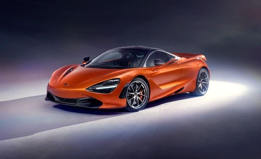 2018 McLaren 720S - Slide 1