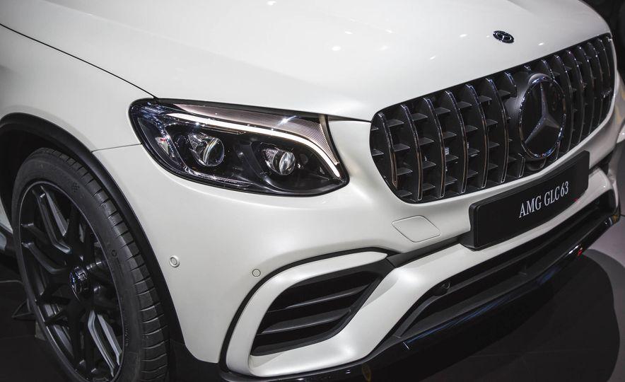 2018 Mercedes-AMG GLC63 - Slide 4