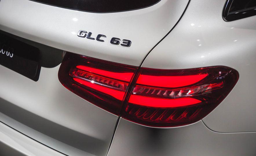 2018 Mercedes-AMG GLC63 - Slide 5