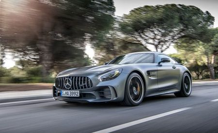 2018 Mercedes-AMG GT R Costs $157,995, Tying GT C Roadster at Top of the Range