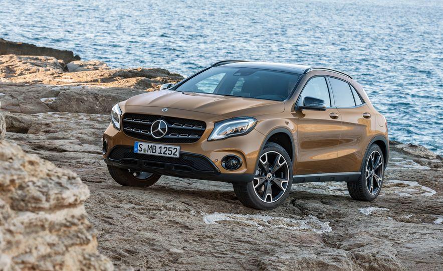 2018 Mercedes-Benz GLA250 - Slide 23