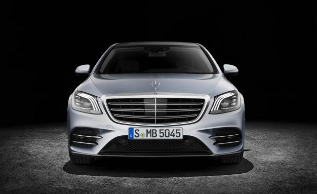 Priced from the Nines: 2018 Mercedes-Benz S-class Sedan Starts under $91K