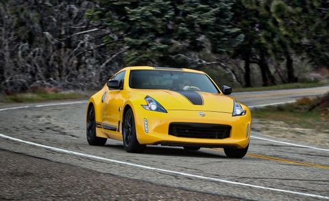2018 Nissan 370z Heritage Edition Ushers Forth The Z S 50th Birthday