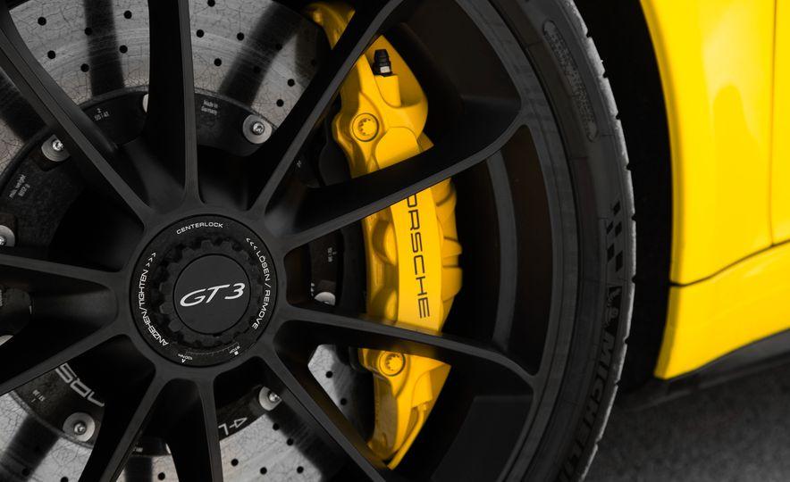 2018 Porsche 911 GT3 - Slide 34