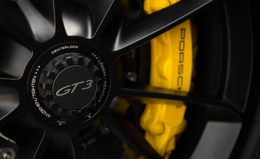 2018 Porsche 911 GT3 - Slide 35
