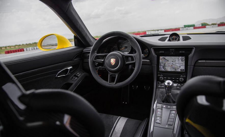 2018 Porsche 911 GT3 - Slide 37